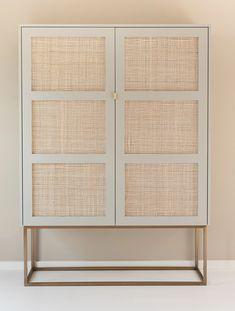 Door for Besta – Fronteriors Deco Design, Küchen Design, House Design, Interior Design, Cane Furniture, Rattan Furniture, Furniture Design, Home Living, Living Room
