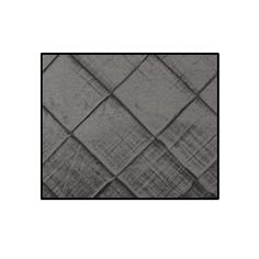 "Steel Pintuck   • 120"" Round Linen,  • 90"" Round Linen,  • 90x156 Linen,  • 20x20 Napkin  * Beautiful diamond-stitched pattern that will sure complete your event with elegance"