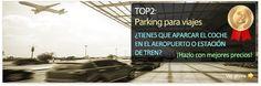 TOP 2 servicios más demandados marzo 2013: Aparcamiento para viajes