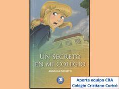 Un Secreto en Mi Colegio - [PDF Document] Cristiano, Winnie The Pooh, Disney Characters, Fictional Characters, Family Guy, Cover, Books, Social, Art
