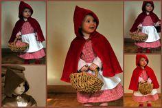 Rotkäppchen Kostüm                                                                                                                                                                                 Mehr