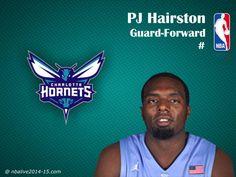 PJ Hairston - Charlotte Hornets - 2014-15 Player