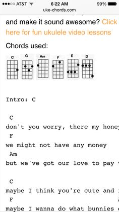 You and i ingrid michaelson guitar chords