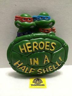 (TAS003240) - Burger King Toys - TMNT Teenage Mutant Ninja Turtles Slider Toy