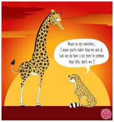Valentine's day ecard for #tall #girls ! #valentinesday tallncurly.com
