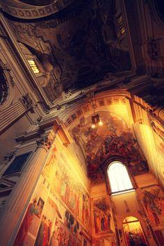 The Brancacci Chapel /  Church of Santa Maria del Carmine, Florence, Italy Photo by Nicolò P.