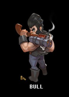ArtStation - A Fans art for Brawl Stars, Xuexiang Zhang Star Character, Character Design, Desenhos Clash Royale, Dobby Harry Potter, Star Wallpaper, Star Work, Art Memes, Love Drawings, Cool Art