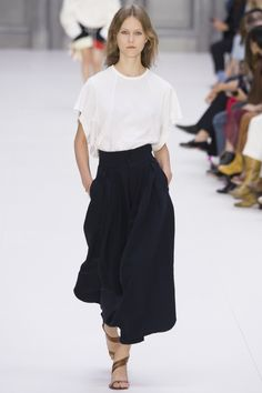 Chloé - Spring 2017 Ready-to-Wear