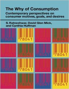 What is the nature of motives, goals, and desires that prompt consumption behaviours? Why do consumers buy and consume particular products, brands and services from the multitude of alternatives afforded by their environments? How do consumers think and feel about their cravings? This book provides provocative answers to all of these questions.