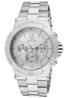 Price:$108.99 #watches Invicta 1265, The Invicta makes a bold statement with its intricate detail and design, personifying a gallant structure. It's the fine art of making timepieces.