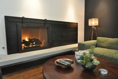 10 Bold Tricks: Wood And Rock Fireplace victorian fireplace alcove.Large Fireplace Makeover old fireplace aesthetic.Decorate Old Fireplace. Modern Fireplace, Fireplace Design, Fireplace Gate, Inset Fireplace, Fireplace Candles, Classic Fireplace, Grey Fireplace, Victorian Fireplace, Fireplace Mirror