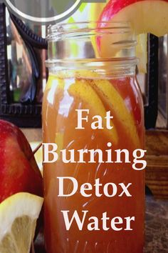 This recipe gives you a detox water that flushes out nasty toxins and really does help you to drop a few pounds, too. It's got apple cider vinegar which has so many benefits that it's impossible to list them all. There are also apples which are great for fiber, lemons that have cleansing properties and cinnamon which helps to curb your appetite. You'll need about 12 ounces of filtered water, 2 tablespoons of apple cider vinegar, 1 tablespoon of fresh lemon juice, a teaspoon of ground…
