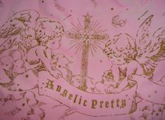 Discovered by angel. Find images and videos about pink, angel and cross on We Heart It - the app to get lost in what you love. Angel Aesthetic, Pink Aesthetic, Aesthetic Rooms, Witch Aesthetic, Soft Grunge, Kawaii, Retro Vintage, Indie, Tumblr