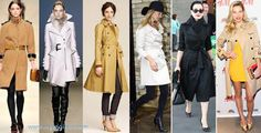 Top Six Winter Fall Coat Trends 2013 2014 For Women