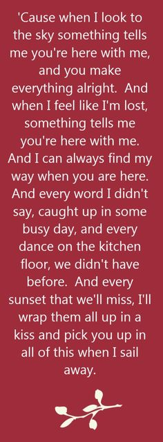 Train - When I Look to the Sky - song lyrics, song quotes, songs, music lyrics, music quotes,