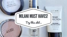 Milani foundation, concealer, primer, highlighter, the setting spray, ooooo milani lip stains 😍, the rose blush, the lipsticks, the most pigmented eyeshadow! You will not be disappointed in these products! If you buy them from me they will be shipped for free..you can bogo 25% off! Trust me you need to try these products. Lip Stains, Money Savers, Face Primer, Setting Spray, Blush Roses, Milani, Beauty Box, Disappointed, Lipsticks