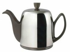 Salam Grey 4 Cup Teapot by Guy Degrenne by Guy Degrenne, http://www.amazon.ca/dp/B003PM2PJY/ref=cm_sw_r_pi_dp_k0RXsb0P153BT