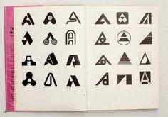Trade Marks and Symbols - Yasaburo Kuwayama Letter A