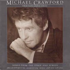 Michael Crawford With The London Symphony Orchestra - Songs From The Stage And Screen: buy LP at Discogs