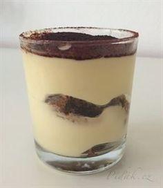 Recept - Fantastické Tiramisu - pohárová varianta
