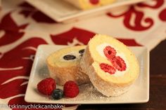 That skinny chick can bake!!!: Blueberry-Mascarpone Roulade...French Fridays with Dorie