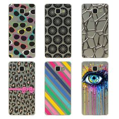 phone case for Samsung Galaxy A3 A5 A7 2016 and Old versions cover transparent plastic personality patterns openwork Hard coque