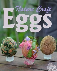 Nature Craft Easter