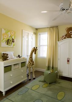17 Nursery room themes. Chic ideas for stylish decors