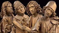 Neil MacGregor focuses on the supreme limewood sculptures of Riemenschneider (c1460-1531).