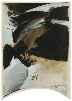Jan Berdyszak - Kompozycja abstrakcyjna, 1965 r.