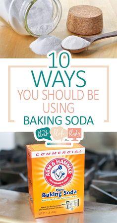 10 Ways You Should Be Using Baking Soda (Baking Quotes Homemade)