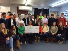 Local school gets $2,500 grant for budgeting challenge