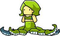 cecaelia | Cecaelia - Scribblenauts Wiki