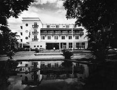 Hotel Avila (1939-1942), San Bernardino, Caracas.