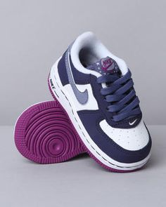 Nike Air Force 1 for girls!
