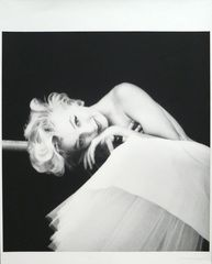 "Marilyn Monroe ""Ballerina Sitting"",Milton Greene"