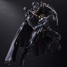 This is a Square Enix Batman Timeless Steam Punk Variant Play Arts Kai Action Figure. It's flat-out amazing. This certainly falls into the top-tier collectible