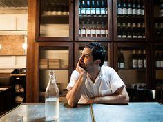 Ignacio Mattos on Honest Food and Why the Lights are So Dark at Estela   Serious Eats : New York