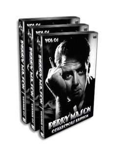 Loved watching Perry Mason.