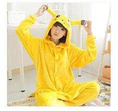 <font><b>Animai</b></font> Sleepwear cute Lover's clothes Autume Winter style Homewear Costume men women Jumpsuits & Rompers