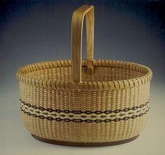 I like the trim around this basket.