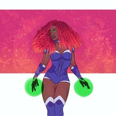 So I did my own redesign, combing her current Titans suit and honestly I'm in love with it She's such a babe Dc Comics, Starfire Titans, Marvel Dc, Teen Titans Costumes, Titans Tv Series, Dc Icons, Female Superhero, Young Avengers, Young Justice