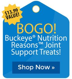 BOGO! Buckeye� Nutrition Reasons� Joint Support Treats! Cyber Monday Sales, Holiday Deals, Black Friday Deals, Nutrition, Treats, Sweet Like Candy, Goodies, Sweets