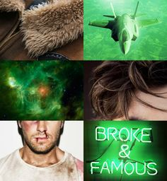 Welcome to The Corps | Green Lantern Aesthetics: Hal Jordan - Green.