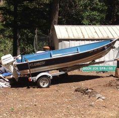 2008 Klamath 14 FISHING BOAT - Douglas City, CA     #8684629553 Oncedriven