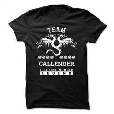 TEAM CALLENDER LIFETIME MEMBER - #tee design #victoria secret sweatshirt. CHECK PRICE => https://www.sunfrog.com/Names/TEAM-CALLENDER-LIFETIME-MEMBER-hqzwxnzodv.html?68278