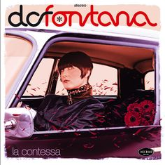 """DC FONTANA """"La Contessa"""" LP"""