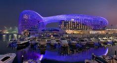 Yas Viceroy Abu Dhabi Hotel, cinque stelle per vivere il meglio di Abu Dhabi [FOTO]