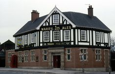 Sheffield Pubs, My Town, Brewery, England, Exterior, Cabin, Mansions, House Styles, Classic