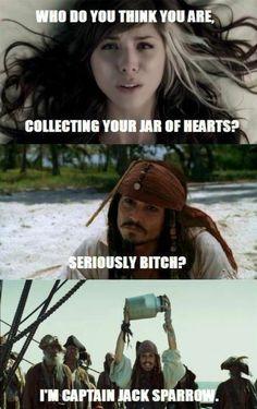 Im Jack Sparrow :P